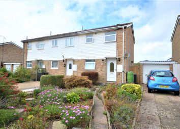 Thumbnail 2 bed end terrace house for sale in Bridgemere Road, Eastbourne