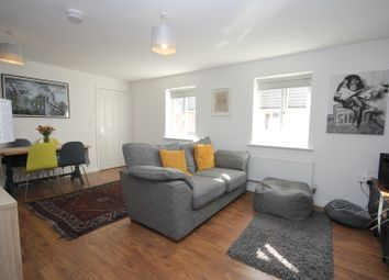 Thumbnail 2 bed flat for sale in Redpoll Road, Costessey, Norwich