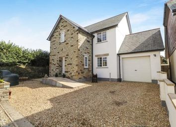 Thumbnail 4 bed detached house for sale in St. Stephen, St. Austell, Cornwall