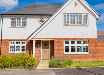 Thumbnail 4 bed detached house for sale in Parchment Drive, Sittingbourne