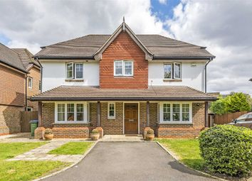Thumbnail 5 bed semi-detached house to rent in Hurst Road, East Molesey