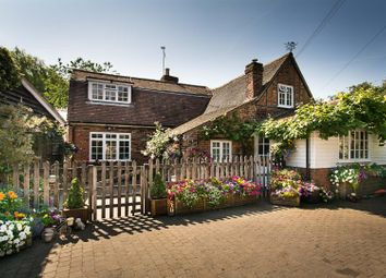 Thumbnail 4 bed detached house for sale in Wilkins Green, Smallford, St. Albans