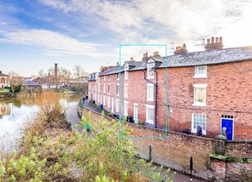 Marine Terrace, Shrewsbury SY1. 4 bed town house for sale