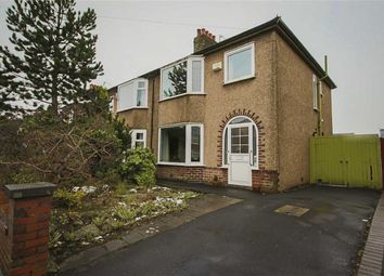 Thumbnail 3 bed semi-detached house for sale in Feniscliffe Drive, Blackburn