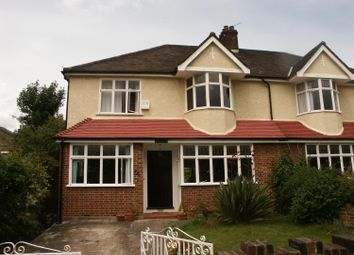 Thumbnail 3 bed detached house to rent in Sudbrooke Road, London