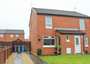 Thumbnail 2 bed semi-detached house for sale in Harburn Place, Summerston