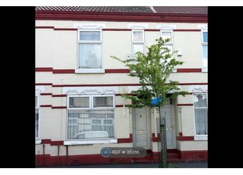 Thumbnail 4 bed terraced house to rent in Longden Road, Manchester