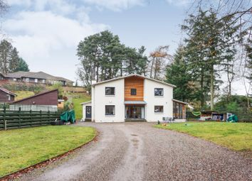 Thumbnail 5 bed detached house for sale in Golf Course Road, Blairgowrie