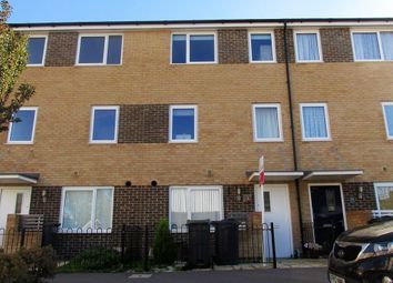 Thumbnail 4 bed town house for sale in Blanchard Avenue, Gosport