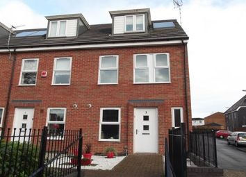 Thumbnail 3 bed town house to rent in Marmion Court, Nottingham