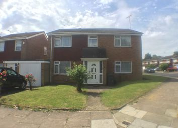 Thumbnail 4 bed detached house to rent in Buckingham Drive, Luton