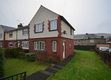 Thumbnail 3 bed end terrace house for sale in Beechwood Drive, Holmfield, Halifax