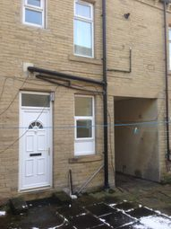 Thumbnail 4 bed terraced house to rent in Fearnsides Terrace, Bradford