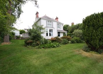 Thumbnail 4 bed detached house for sale in Miradlyn, Glanwhfa Road, Llangefni