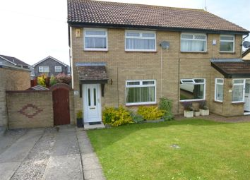 Thumbnail 3 bed link-detached house to rent in Buckingham Place, Barry