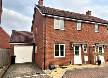 Thumbnail 3 bed semi-detached house to rent in Blue Cedar Close, Yate, Bristol