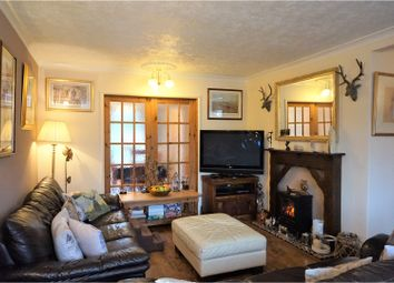 Thumbnail 5 bed detached house for sale in Croftway, Markfield