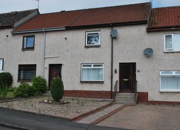 Thumbnail 2 bed terraced house for sale in Pompee Road, Sauchie