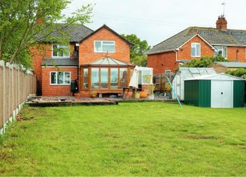 Thumbnail 4 bed semi-detached house for sale in Worcester Road, Earls Croome
