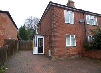 Thumbnail 2 bed property to rent in Osborne Road North, Portswood, Southampton