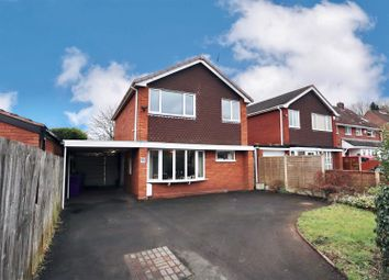 Thumbnail 3 bed detached house for sale in Windsor Gardens, Castlecroft, Wolverhampton