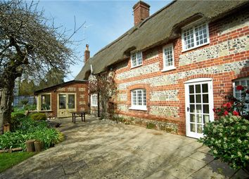 Thumbnail 5 bed semi-detached house for sale in Tarrant Launceston, Blandford Forum, Dorset