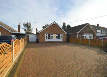 Thumbnail 3 bed detached bungalow for sale in Hillmorton Lane, Lilbourne, Northamptonshire