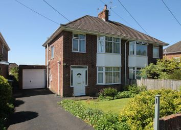 Thumbnail 3 bed semi-detached house for sale in Penn Close, Wells