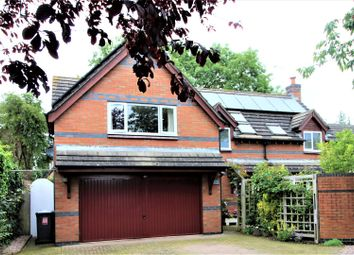 Thumbnail 4 bed detached house for sale in The Orchard, Worthenbury, Wrexham