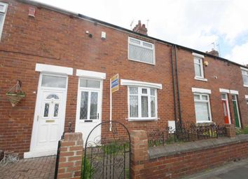 Thumbnail 2 bed terraced house to rent in Lancaster Terrace, Chester Le Street, County Durham
