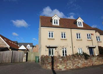 Thumbnail 3 bed end terrace house for sale in Weston Road, Long Ashton, Bristol
