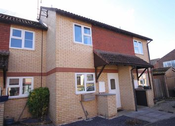 Thumbnail 2 bed terraced house to rent in Rectory Close, Longstanton, Cambridge