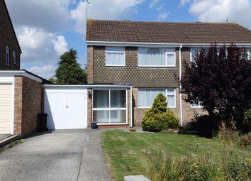 Thumbnail 3 bedroom semi-detached house for sale in Farrfield, Swindon