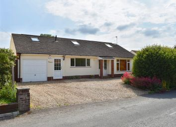 Thumbnail 4 bed detached bungalow for sale in Jubilee Terrace, Comeytrowe Road, Trull, Taunton