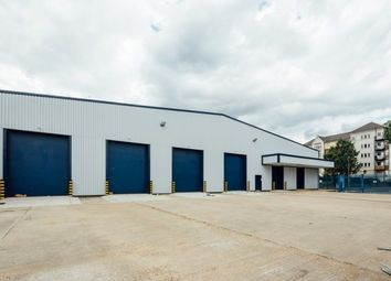 Thumbnail Industrial to let in Unit 2 Tom Cribb Road, London
