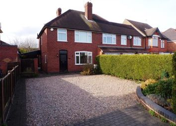 Thumbnail 3 bed semi-detached house for sale in Mancetter Road, Mancetter, Atherstone