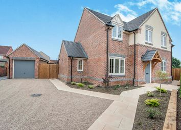 Thumbnail 4 bed detached house for sale in High Street, Linton, Swadlincote