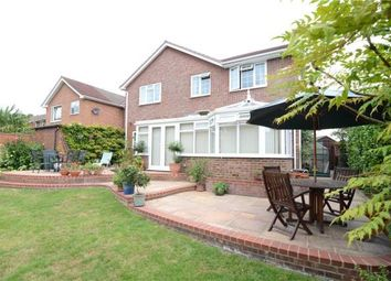 Thumbnail 4 bed detached house for sale in Welbeck Close, Farnborough, Hampshire