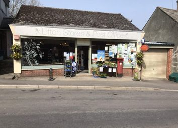 Thumbnail Retail premises for sale in Lifton, Devon