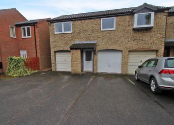 Thumbnail 1 bed town house for sale in Corsham Gardens, Nottingham