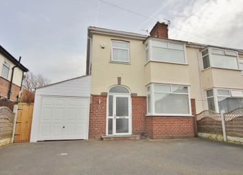 Thumbnail 3 bed semi-detached house for sale in Avondale Avenue, Moreton, Wirral