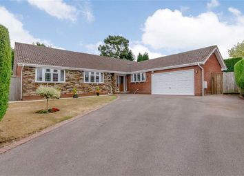 Thumbnail 4 bed detached house for sale in Barns Croft, Little Aston, Suttin Coldfield