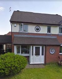 Thumbnail 2 bed semi-detached house to rent in Firfield Close, Kirkham