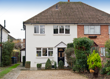 Thumbnail 3 bed semi-detached house for sale in King Charles Road, Surbiton