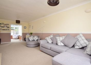 Thumbnail 4 bed end terrace house for sale in Carlsden Close, Dover, Kent