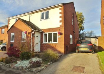 Thumbnail 2 bed semi-detached house for sale in Oak Meadow, Lydney, Gloucestershire