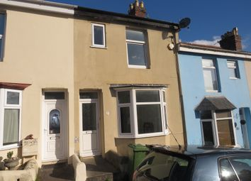 Thumbnail 3 bed terraced house for sale in Hamoaze Avenue, Plymouth