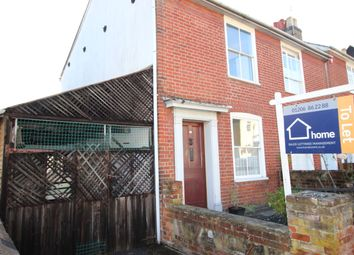 Thumbnail 2 bed semi-detached house to rent in Castle Road, Colchester