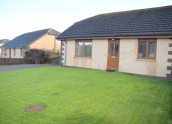 Thumbnail 2 bed semi-detached house for sale in West Newfield Park, Alness