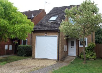 Thumbnail 3 bed detached house to rent in Annesley Close, Sawtry, Huntingdon